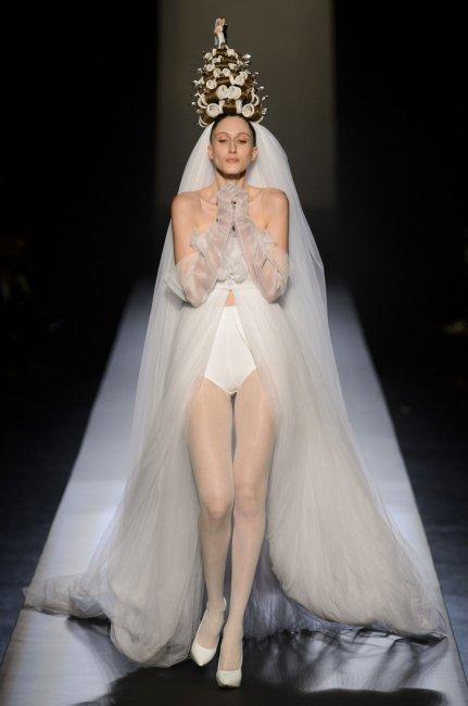Свадебные платья с показов