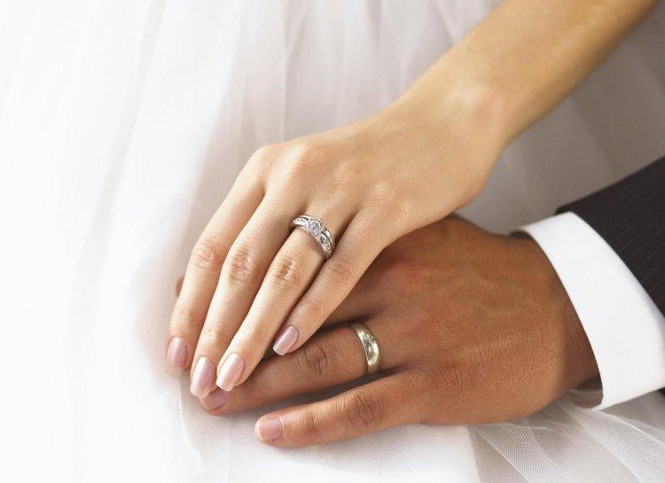Дорогие обручальные кольца
