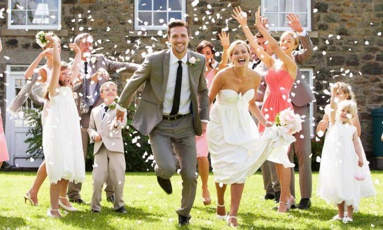 Сценарий для маленькой свадьбы