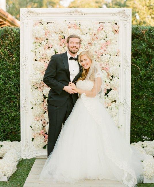 Ширма для свадебной фотозоны