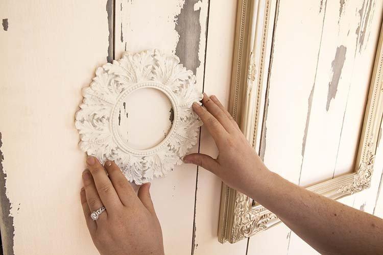 Стена для свадебной фотозоны своими руками