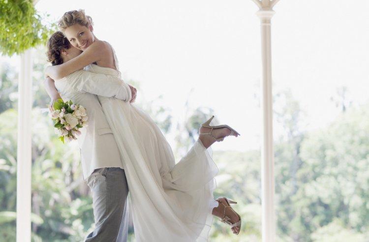 Выкуп невесты - это веселое начало волшебного дня свадьбы