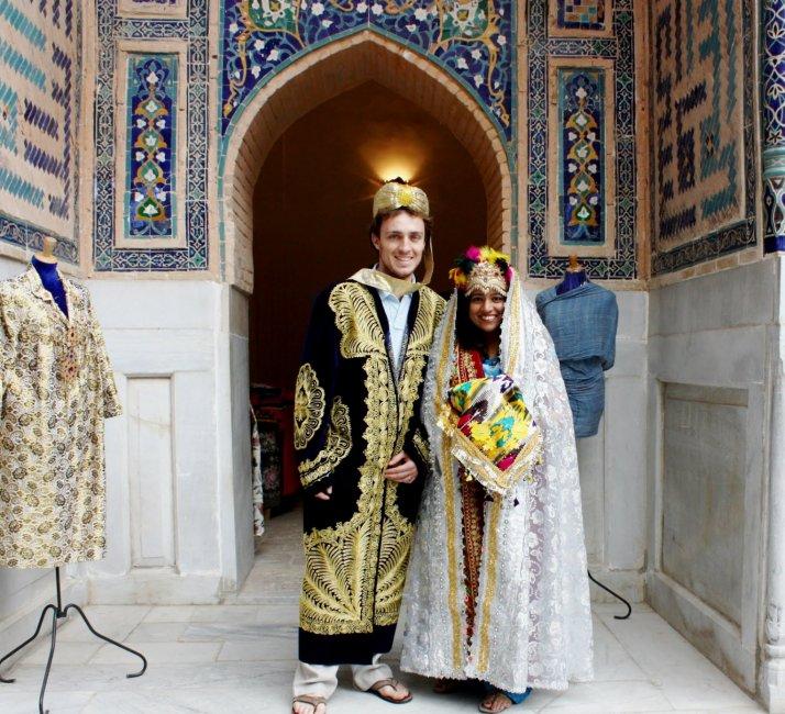 Узбекская свадьба особенности традиции и обычаи
