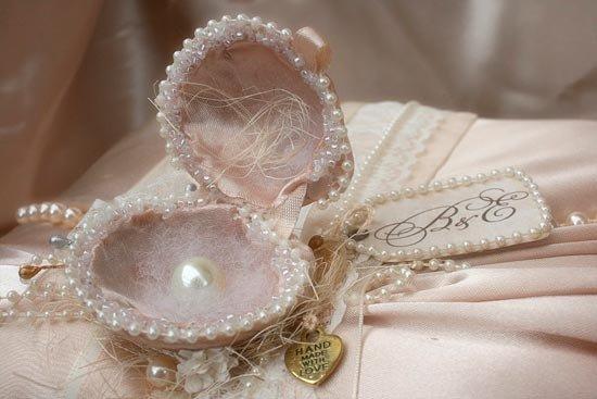 свадьба жемчужная фото