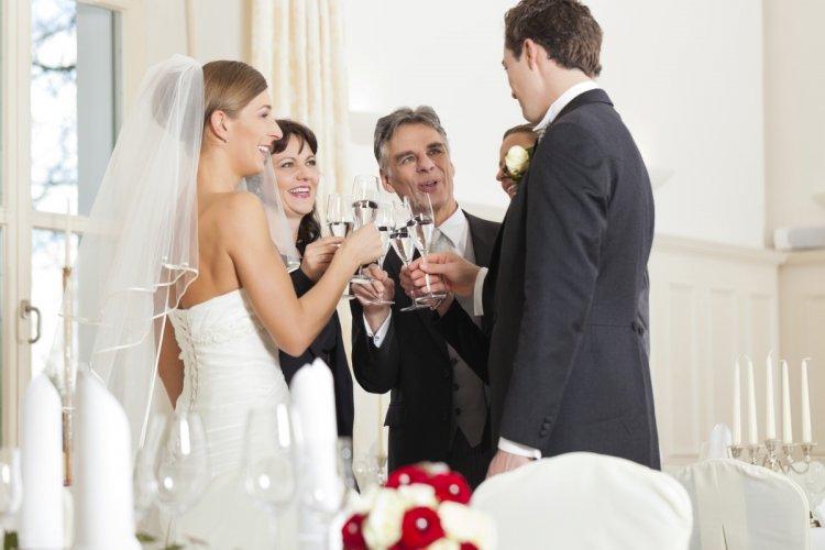 слова невесты родителям на свадьбе в стихах