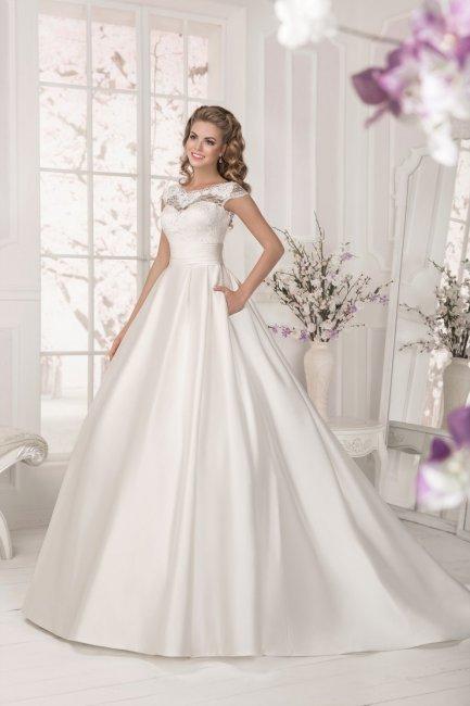 купить ткань для пошива свадебного платья