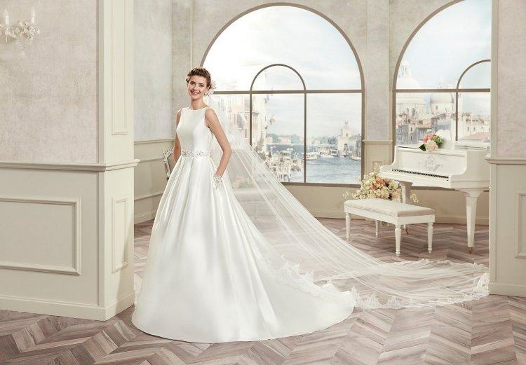 82c06773bbaeb34 Скромные свадебные платья: фото популярных моделей
