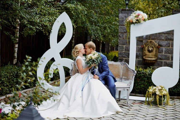 Свадебные тренды 2018: топ-10 модных идей для свадьбы