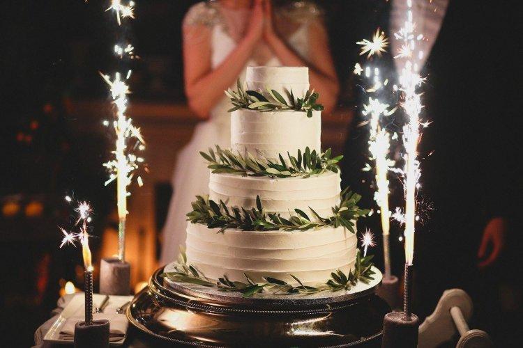 Как рассчитать свадебный торт