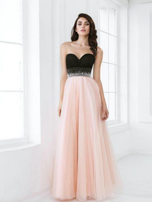 Длинное платье на свадьбу