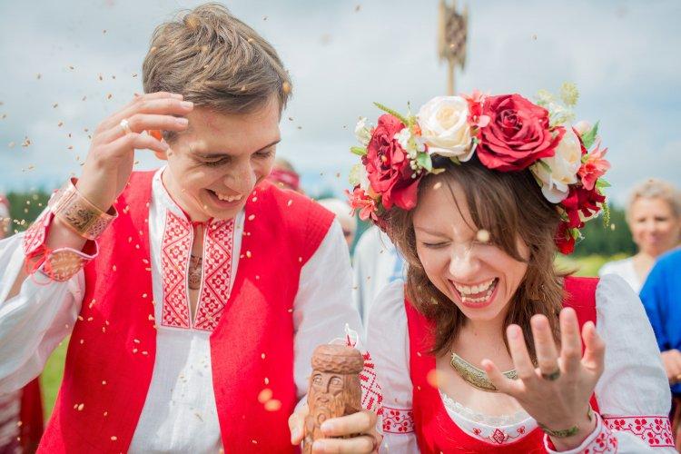 Свадебные традиции в России