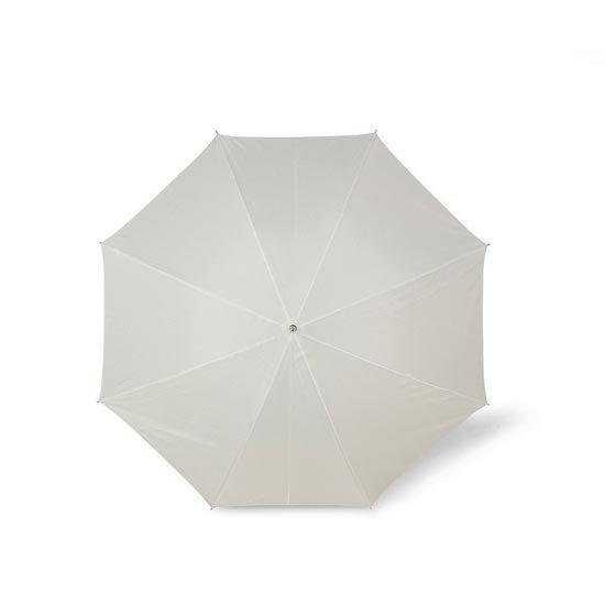 Белый зонт для свадебного аксессуара