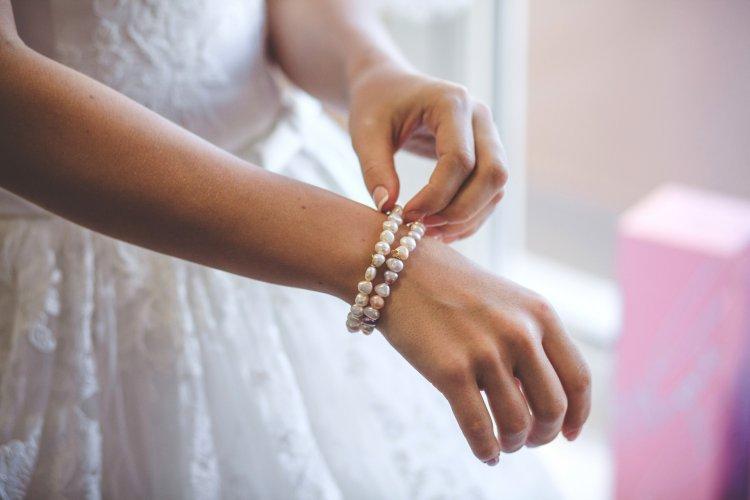 Браслет для невесты