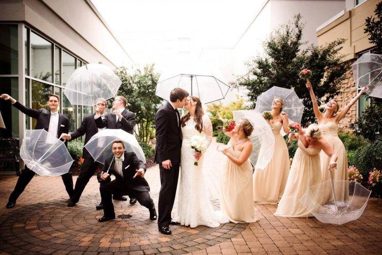 Свадьба в будний день