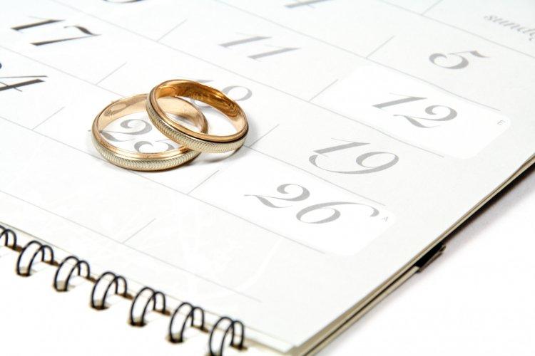 Выбор даты свадьбы по основам нумерологии