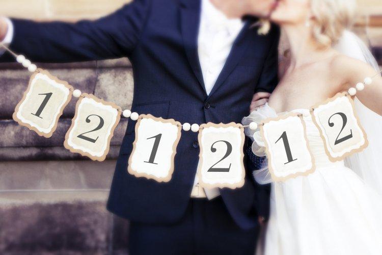 Магическая дата свадьбы