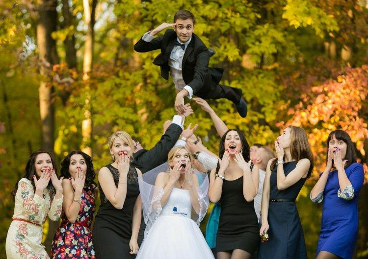 интересные идеи для свадебной фотосессии стенки всех