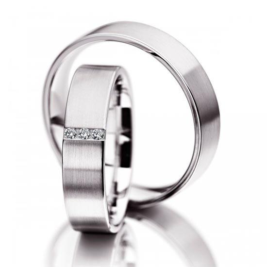 Обручальные кольца из белого золота ef28eeca9e743