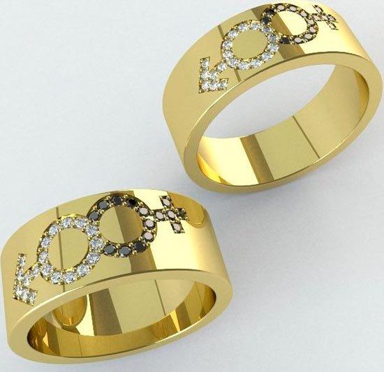 Кольцо из желтого золота e05c5e606f660