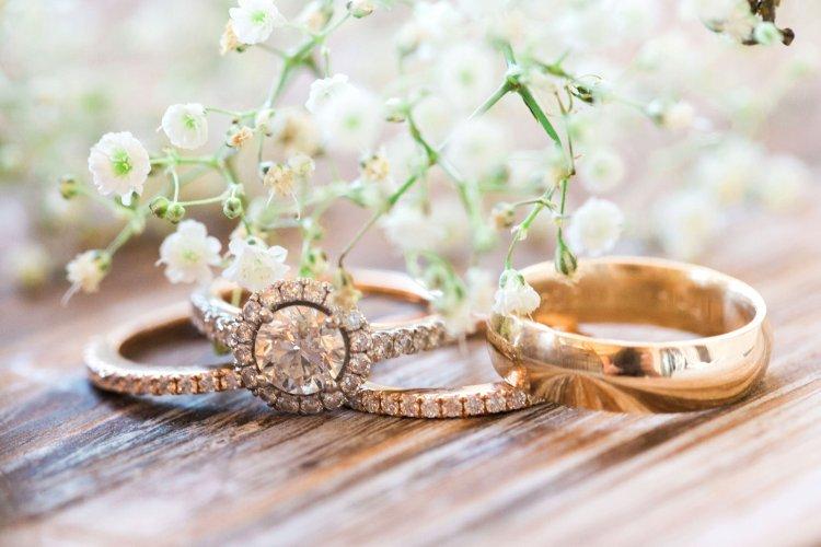 Выбираем обручальное кольцо