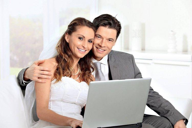Организация свадьбы онлайн: идеи и советы