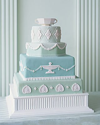 Форма свадебного торта