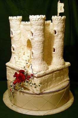 Форма торта на свадьбу