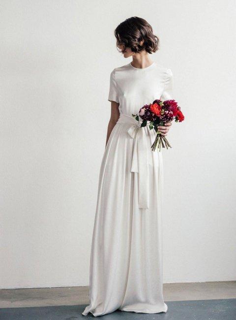 платья на свадьбу для невесты 2021 шикарные