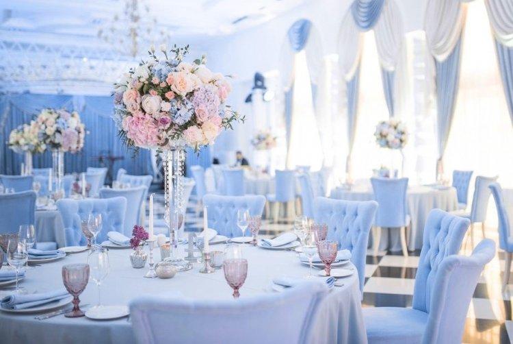 В каком цвете сделать свадьбу в 2021 году?