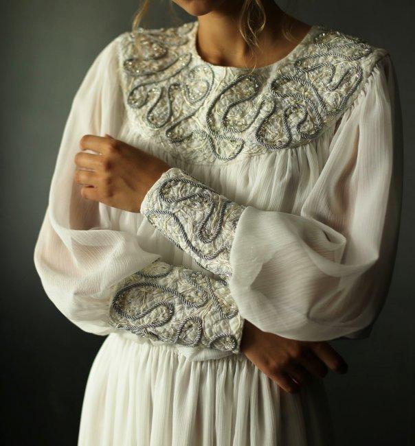 Вышивка в стиле бохо