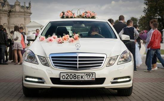 Роскошный Mercedes Benz