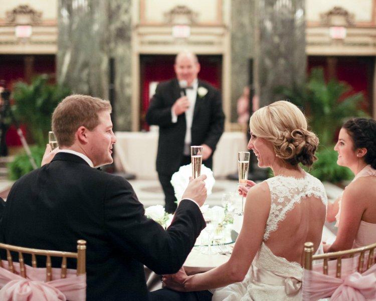 Свадебные тосты с красивыми цитатами