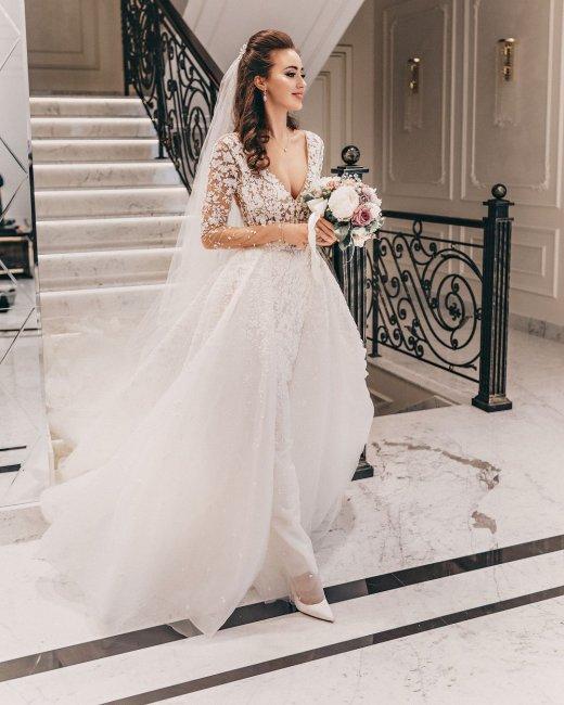 Шикарное и стильное платье Анастасии Костенко