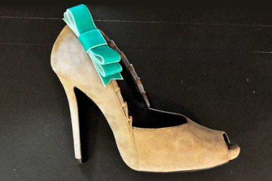 Клипсы на туфли