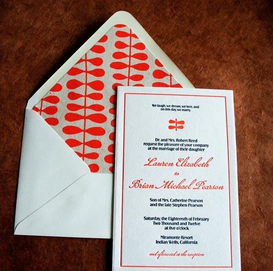 Программа свадьбы в цветном конверте