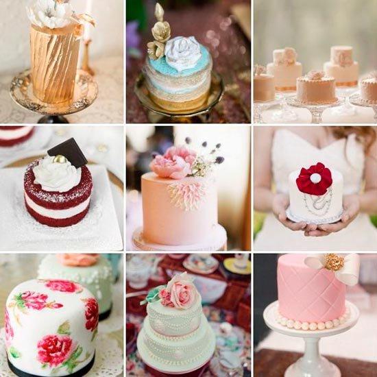 Свадебные сладости: модные альтернативы свадебному торту