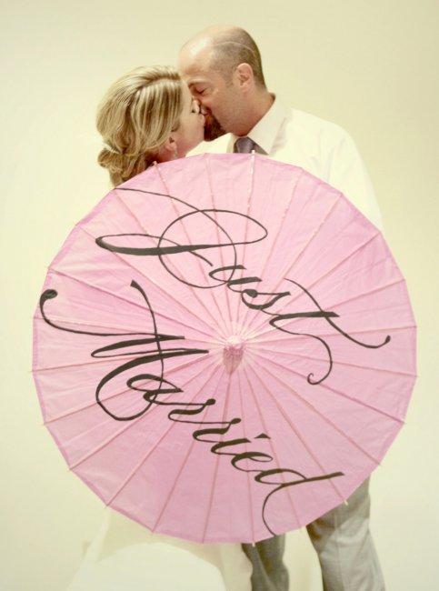 Зонт с надписями