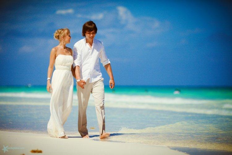 Свадьба на пляже-фото