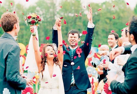 Znalezione obrazy dla zapytania Веселая свадьба