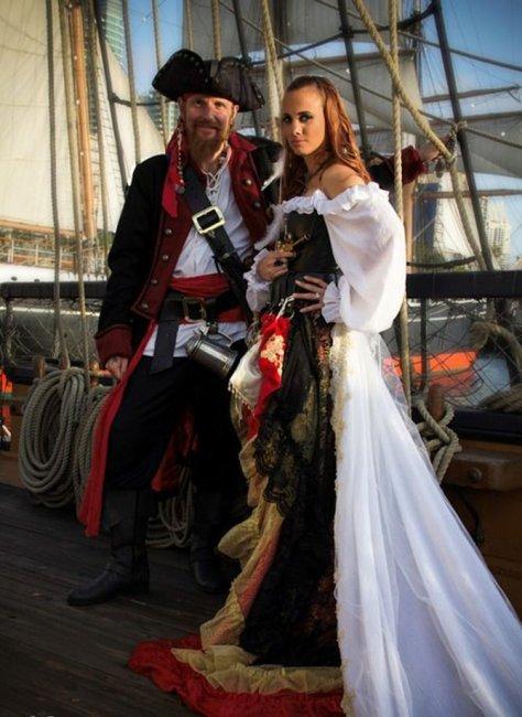 пиратка невеста фото главных особенностей
