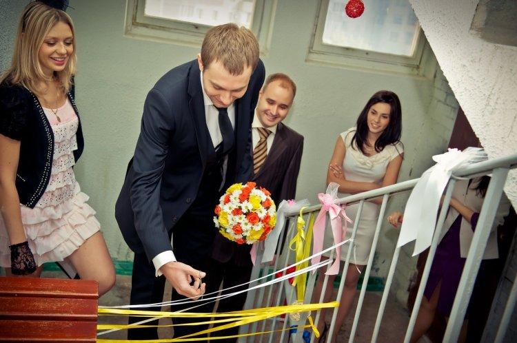 Выкуп невесты сценарий креативный