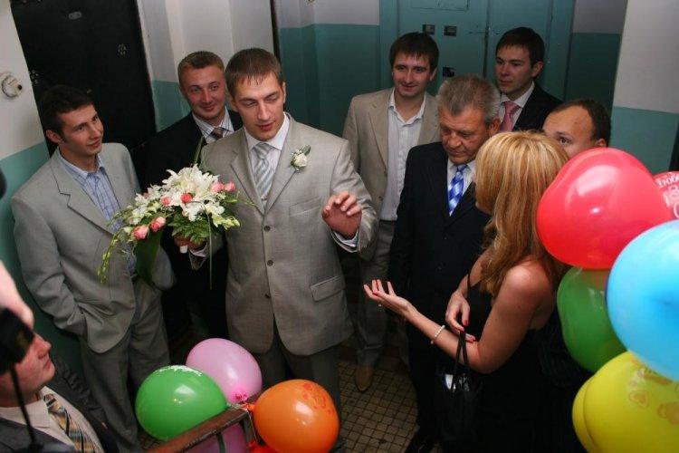 Сценарий выкупа Путешествие к невесте