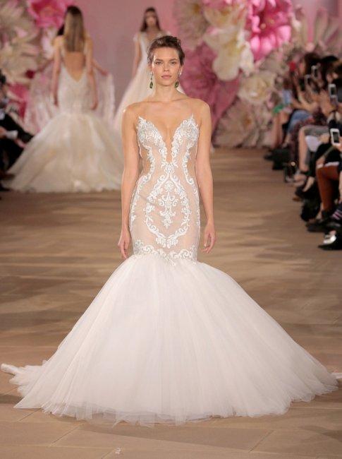 Свадебные платья 2017 кутюр
