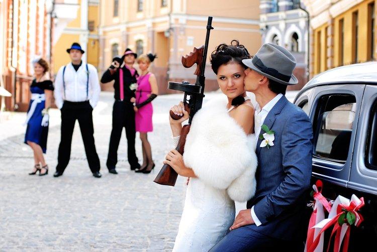 Тематическая свадьба. А как вы удивите гостей