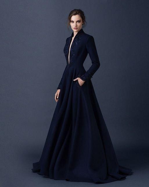 e9a088eb1836f2c Свадебные платья с длинным рукавом: модные фото и полезные советы