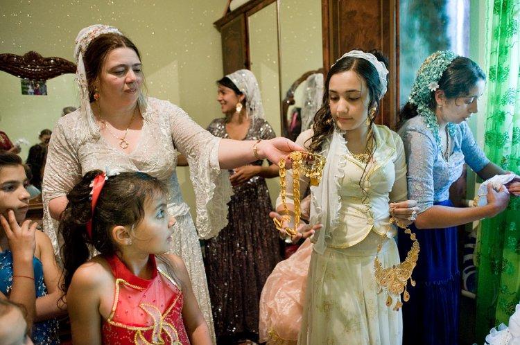 Особенности цыганской свадьбы