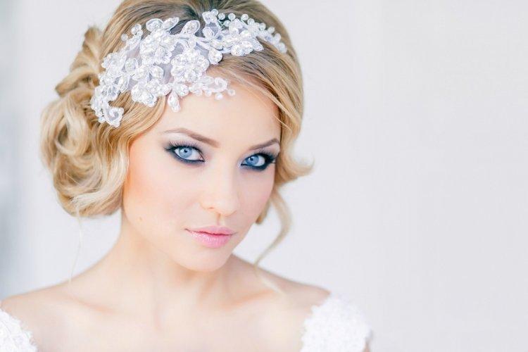 Украшение для невесты для волос 118