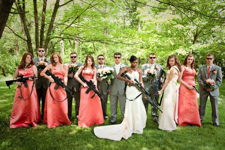 Опасная свадьба