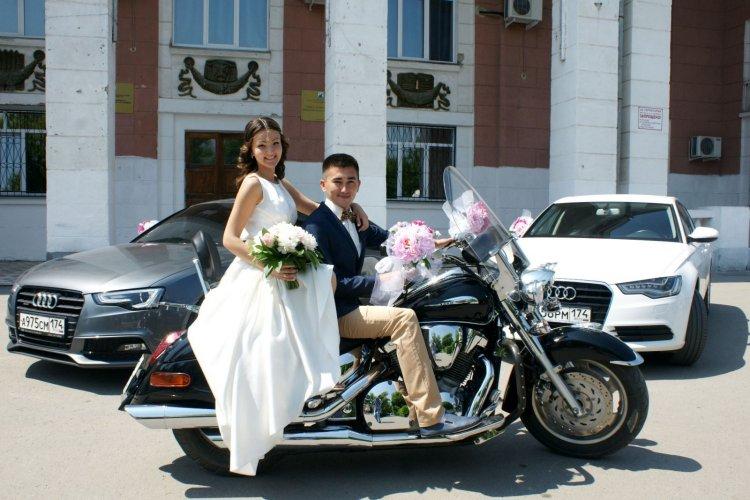 Оригинальный транспорт для пары