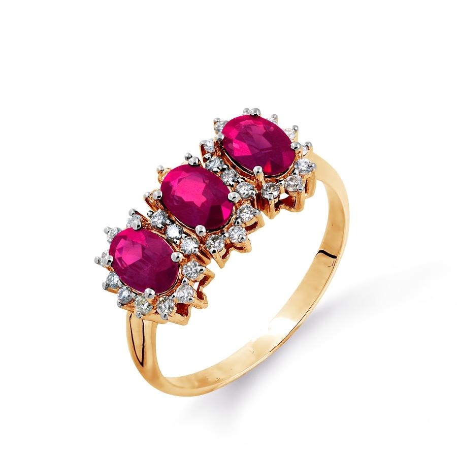 Рубиной камень